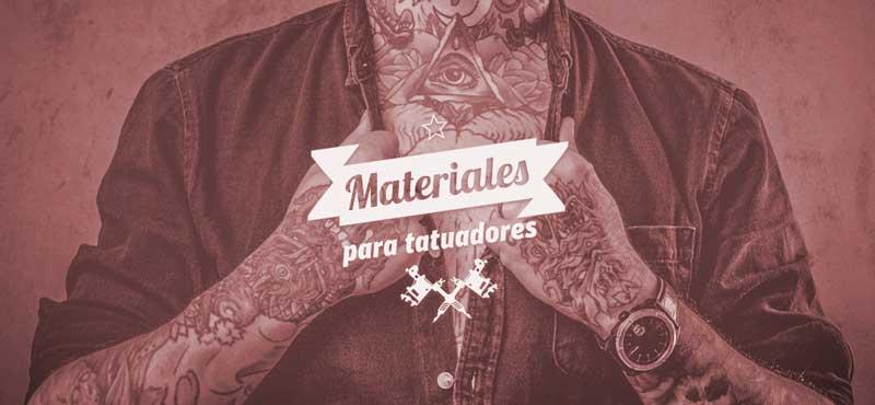 tiendas de material para tatuar